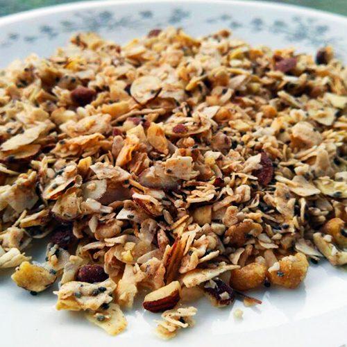 Healthy Foods - Keto Krunch